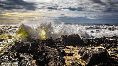 Photograph - Waves Of Perpetua by Wes and Dotty Weber