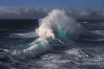 Photograph - Waves by Ron Sanford