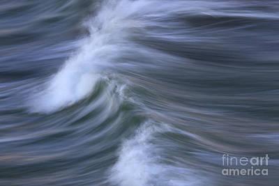 Wavescape Art Print by Katherine Gendreau