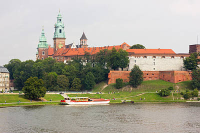 Poland Photograph - Wawel Castle In Poland by Pati Photography