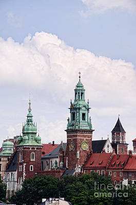 Photograph - Wawel Cathedral by Brenda Kean