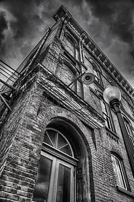 Photograph - Waxahachie by Thomas Hall