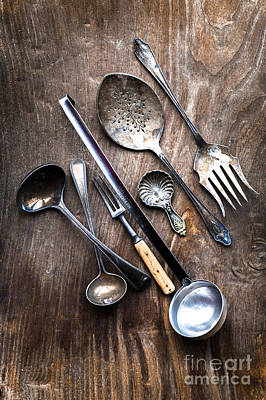 Ladles Photograph - Way Back When by Jan Bickerton