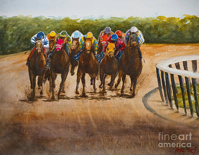 Painting - Way To Victory by Lior Ohayon