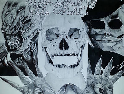 We Are Part Of This World Art Print by Adam Longoria