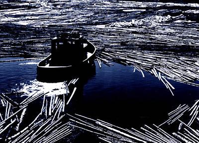 Photograph - We Are Sailing  C# 55 by Viggo Mortensen