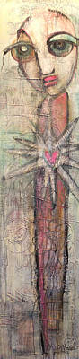 Painting - We Have The Holy Responsibility by Laurie Maves ART