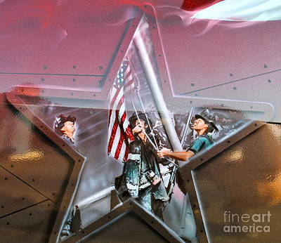 Photograph - We Will Always Remember by Pamela Walrath
