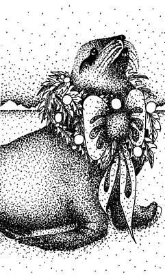 Wear Your Best Art Print by Joy Bradley