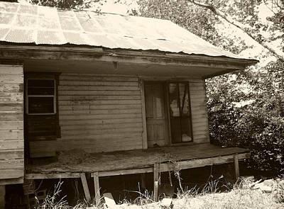 Screen Doors Photograph - Weary And Worn by Nina Fosdick