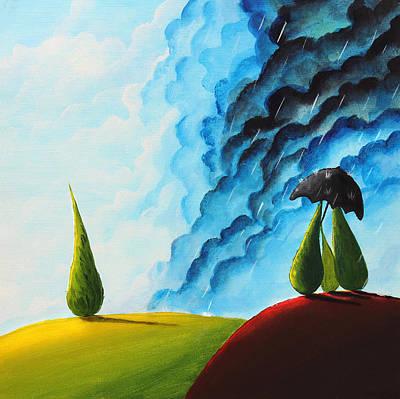Change Painting - Weather Change by Nirdesha Munasinghe