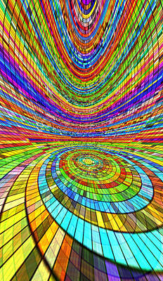 Digital Art - Weather Or Knot E 4 by Zac AlleyWalker Lowing