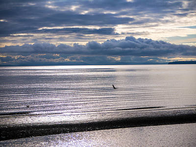 Photograph - Weather Water Waves by Jordan Blackstone