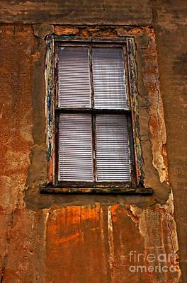 Photograph - Weathered by Marcia Lee Jones