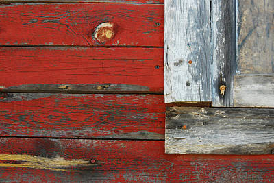 Photograph - Weathered Window by Tam Ryan