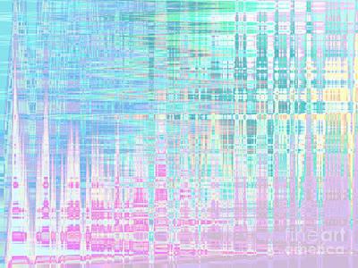 Digital Art - Weaving Dreams by Kristi Kruse