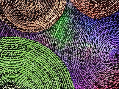 Loom Digital Art - Weaving Universe by Glenn McCarthy Art and Photography