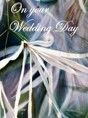 Wedding Flower Art Print