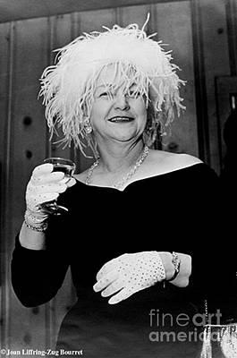 Photograph - Wedding Guest by Joan Liffring-Zug Bourret