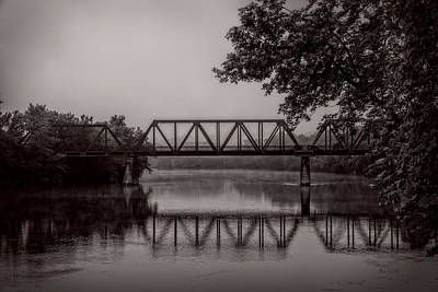 Photograph - The Bridge by Bob Orsillo