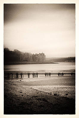 Photograph - Wee Scottish Castle by Lenny Carter