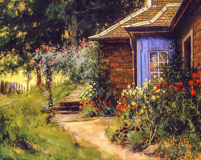 Painting - Welcome Home by Bill Inman