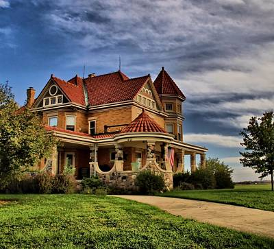 Indiana Landscapes Photograph - Welcome Home by Dan Sproul