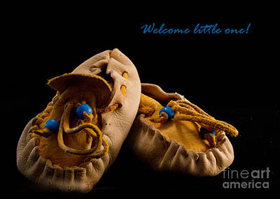 Outerspace Patenets Rights Managed Images - Welcome Little One Royalty-Free Image by Sandra Clark