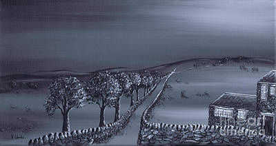 Painting - Welcome Retreat by Kenneth Clarke