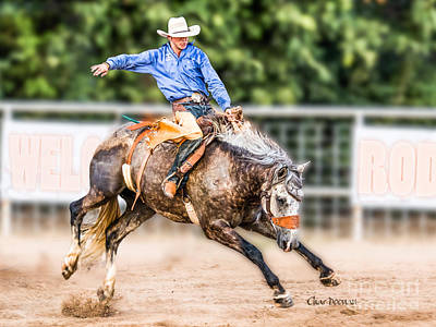 Photograph - Welcome Rodeo Fans by Char Doonan