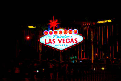 Giuseppe Cristiano - Welcome to Las Vegas by Tracy Winter