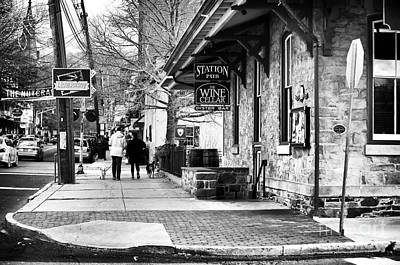Photograph - Welcome To New Jersey by John Rizzuto