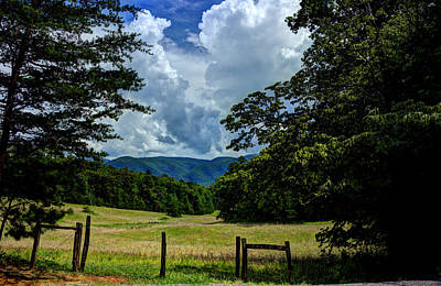 Photograph - Welcome To The Smokies by Michael Eingle