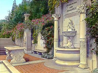 Weld Garden Print by Terry Reynoldson