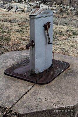 Photograph - Well Pump by Jim McCain