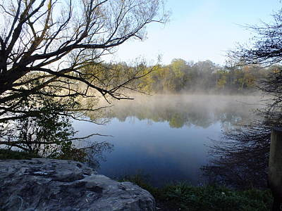 Photograph - Welland River by Peggy King
