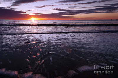 Photograph - Wells Beach Maine by Glenn Gordon