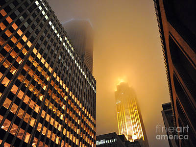 Photograph - Wells Fargo Center - Minnesota by Graham Taylor