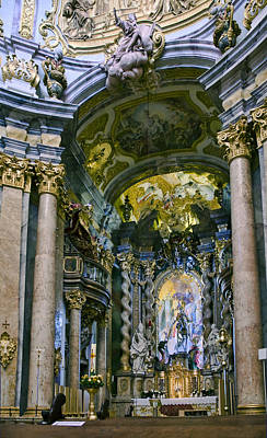 Photograph - Weltenburg Abbey  II by Robert Culver