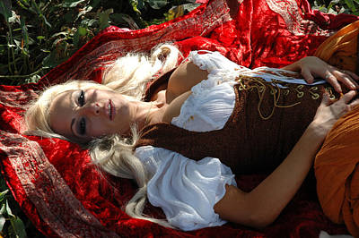 Pirate Wench Photograph - Wenches Revenge 42 by Liezel Rubin