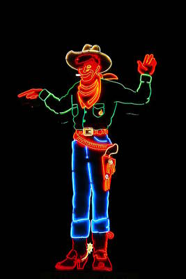 Wendover Willie Art Print by Jeff Swan