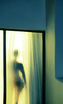 Impression Photograph - Wendy - Ojai by David Jordan Williams