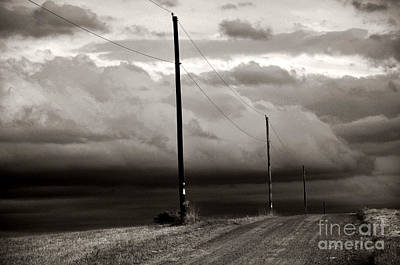 Photograph - We're Not In Kansas Anymore by Debra Fedchin