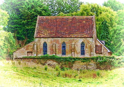 Photograph - Wesleyan Chapel -01 by Paul Gulliver