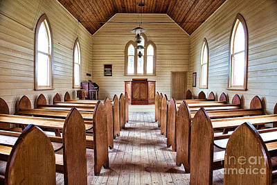 Photograph - Wesleyan Methodist Church by Yew Kwang