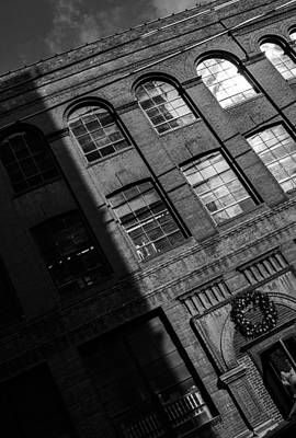 Photograph - West Bottoms Building by Deb Buchanan
