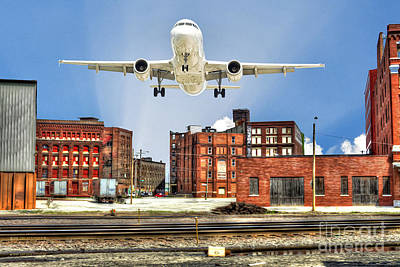 Photograph - West Bottoms - Kansas City Missouri by Liane Wright