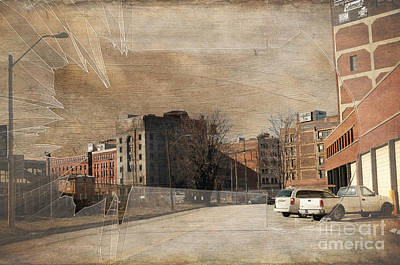 Photograph - West Bottoms - Kcmo by Liane Wright
