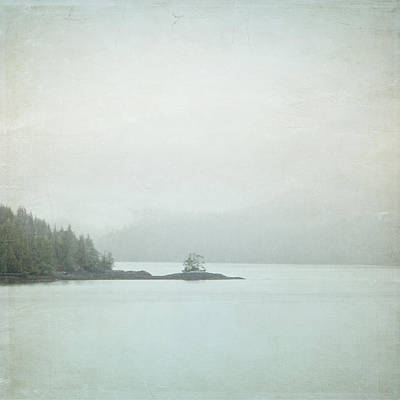 Photograph - West Coast Passage - Canada - Square by Lisa Parrish