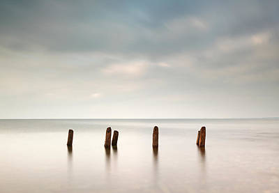 Photograph - West Coast Seascape by Grant Glendinning